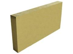 Pannello per isolamento termico in lane mineraliWEBERTHERM LV034 - SAINT-GOBAIN WEBER