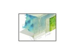 Gocciolatoio in PVC flessibileWEBERTHERM PR7 - SAINT-GOBAIN WEBER