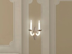 Lampada da parete a LED fatta a mano in porcellanaWERSAILLES | Lampada da parete - BEAU & BIEN