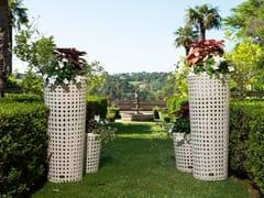 Vaso da giardino fatto a mano in resinaWEZEN | Vaso da giardino - DFN
