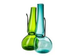 Vaso fatto a mano in vetro soffiatoWHERE ARE MY  GLASSES? XXL - DOUBLE LENS - VENINI