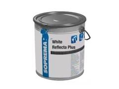 Pittura protettiva e decorativa pronta all'usoWHITE REFLECTA PLUS - SOPREMA GROUP