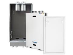 RDZ, WHRI Impianto di ventilazione meccanica forzata