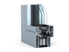 WICONA, WICLINE 95 Finestra a taglio termico con triplo vetro