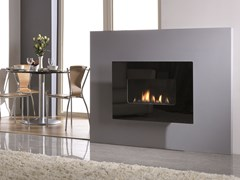 Caminetto a gas con tecnologia catalitica WIDE 41 - BRITISH FIRES
