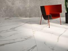 Pavimento/rivestimento in gres porcellanato effetto marmoWIDE GRES 260 CALACATTA EFFECT - CERAMICHE COEM
