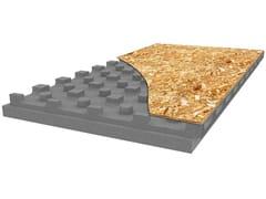 Sistema per tetto ventilatoWINDURPLUS 030 - PORON