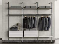Cabina armadio con illuminazione integrataWINDY SM2013 - ZALF