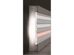 Battiscopa in alluminio con LED WISHLED -