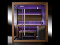 Sauna / bagno turco / docciaWONDER 3IN1 - CARMENTA