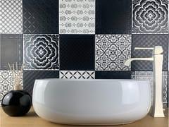 Pavimento/rivestimento in ceramica bicottura per interniWONDER'S PATCH - ACQUARIO DUE CERAMICHE