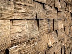 Pannello con effetti tridimensionali in fibra di vetro effetto legno per interni/esterniWOOD BARBADOS - ARTSTONE PANEL SYSTEMS