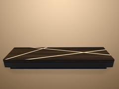 Portaorologi in ebano WOOD LINES EBONY - Wood Lines