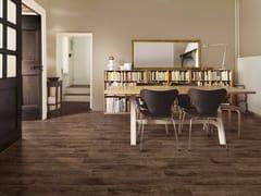 Pavimento in gres porcellanato smaltato effetto legnoWOODCHALET - RAGNO