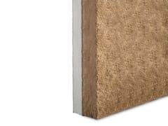 Pannello fonoisolante in derivati del legnoWOODGIPS - ETERNO IVICA