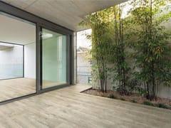 Pavimento in gres porcellanato effetto legnoWOODRAW BOARD - ARIOSTEA