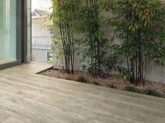 Pavimento in gres porcellanato effetto legno WOODRAW BOARD - WOODRAW