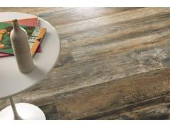 Pavimento in gres porcellanato effetto legnoWOODRAW RUST - ARIOSTEA