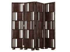 Paravento in legno WORDSWORTH | Paravento - WOOD TAILORS CLUB