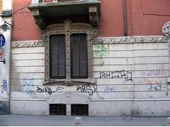 Trattamento antiscritta ed antigraffitoWR_graffiti - GATTOCEL ITALIA