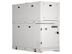 Pompa di calore ad acqua/acquaWRK - AERMEC