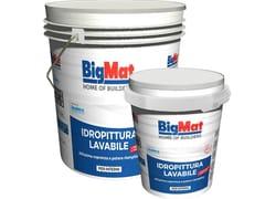 BigMat, Idropittura lavabile traspirante Idropittura lavabile traspirante