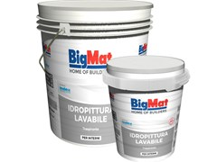 BigMat, Idropittura lavabile Idropittura lavabile