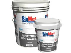 BigMat, Idropittura semi-lavabile Idropittura semi-lavabile traspirante