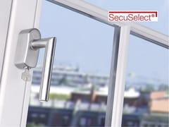 HOPPE, Maniglia per finestre DK Maniglia per finestre DK con serratura