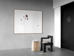 Lavagna per ufficio magnetica a parete Lavagna con cornice in legno - Whiteboards