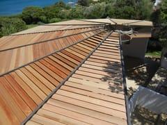Capoferri Serramenti, Pergolato in legno Pergolato in legno