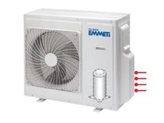 Unità esterna per sistemi multi inverter X-REVO MULTI | Unità esterna - Climatizzatori residenziali X-REVO