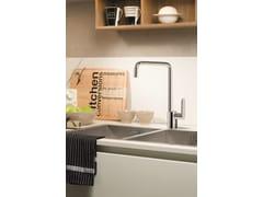 Miscelatore da cucina da piano con bocca girevole X-LIGHT KITCHEN | Miscelatore da cucina da piano - X-LIGHT KITCHEN