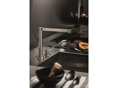 Miscelatore da cucina a due fori da piano X-TREND KITCHEN | Miscelatore da cucina a due fori - X-TREND KITCHEN