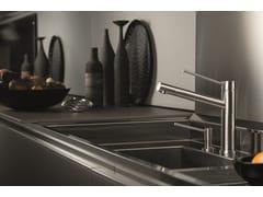 Miscelatore da cucina da piano monoforo con bocca girevole X-TREND KITCHEN | Miscelatore da cucina da piano - X-TREND KITCHEN