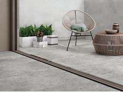 Pavimento per esterni antiscivolo in gres porcellanatoX20 - ARIANA CERAMICA ITALIANA
