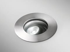 Lampada ad immersione a LED in acciaio inox per fontaneXENO F - BEL-LIGHTING