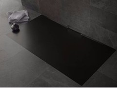 Piatto doccia filo pavimento in acciaio smaltatoXETIS - KALDEWEI ITALIA