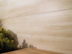 URBATEK, XLIGHT CONCRETE BEIGE Rivestimento ultrasottile in gres laminato effetto cemento