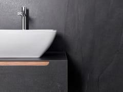 Pavimento/rivestimento ultrasottile in gres porcellanato XLIGHT PREMIUM AGED DARK - XLIGHT 6mm - Pavimenti e rivestimenti