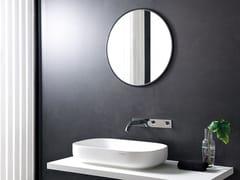 URBATEK, XLIGHT STARK BLACK Pavimento/rivestimento in gres porcellanato effetto cemento