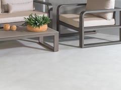 Pavimento/rivestimento in gres porcellanato effetto cemento XLIGHT STARK GREY - XLIGHT 6mm - Pavimenti e rivestimenti