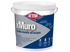 Smalto murale acrilico all'acqua lucidoXMURO LUCIDO - ATTIVA