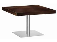 Tavolo rettangolare in acciaio e legno XT 480BT - XT