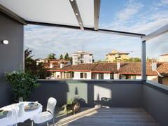 KE Outdoor Design, XTESA Pergola con copertura scorrevole