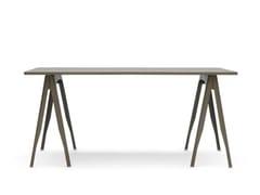 Piano per tavoli rettangolare in acciaioNS | Piano per tavoli - TOLIX STEEL DESIGN