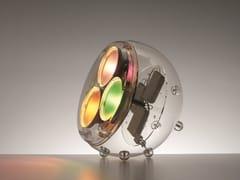 Lampada da tavolo a LED a luce diretta in metacrilatoYANG LED IoT - ARTEMIDE