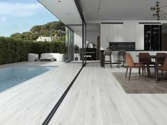 Pavimento in gres porcellanato effetto legnoYOHO NATURAL - EXAGRES