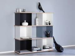 Libreria componibile modulare YU SET 3 - YU