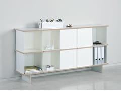 Madia / mobile ufficio YU SIDEBOARD 5x2 - YU